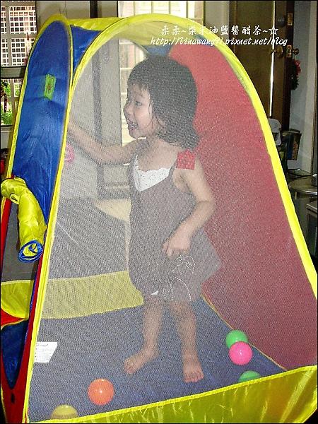 2009-0820-YUKI-1歲7個月的球屋.jpg