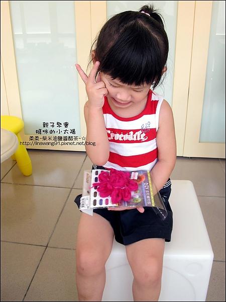 媽咪小太陽親子聚會-羊毛氈章魚-2010-0927 (24).jpg