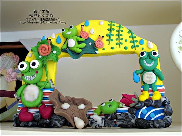 媽咪小太陽親子聚會-羊毛氈章魚-2010-0927 (3).jpg