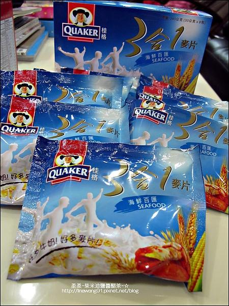 新的桂格三合一麥片2010-1030.jpg