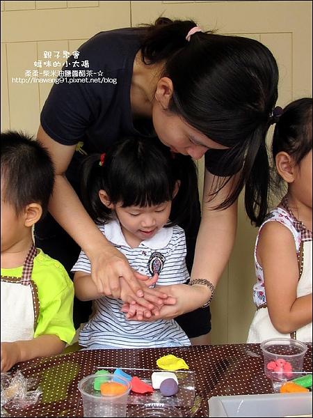 媽咪小太陽親子聚會-黏土豆豆-2010-1013 (26).jpg