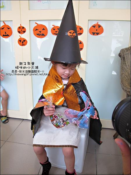 媽咪小太陽親子聚會-萬聖節-蝴蝶面具-2010-1025 (32).jpg