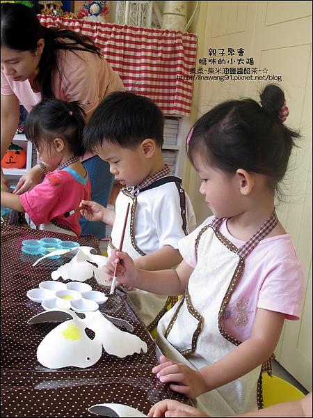 媽咪小太陽親子聚會-萬聖節-蝴蝶面具-2010-1025 (13).jpg