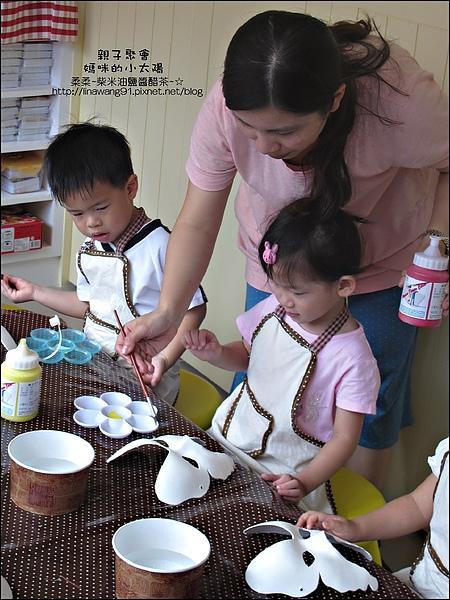 媽咪小太陽親子聚會-萬聖節-蝴蝶面具-2010-1025 (11).jpg
