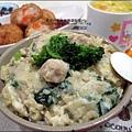 2011-0307-康寶香蟹南瓜-火腿蘑菇濃湯-可樂餅-親子丼 (14).jpg
