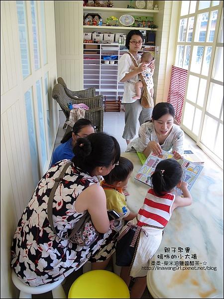媽咪小太陽親子聚會-羊毛氈章魚-2010-0927 (6).jpg