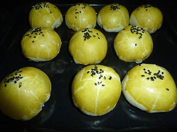 DIY蛋黃酥
