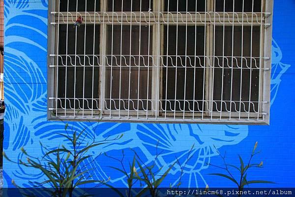 1000816-台南市慶中街-民宅彩繪- (9)