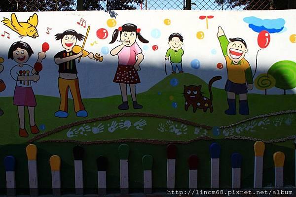 1011005-番仔火的故鄉 -台南市東區-東安社區-環境藝術- (11)