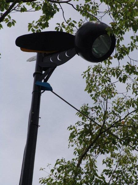 950527-台南-新化街景-街燈(吉祥物-蟋蟀)- 001.jpg