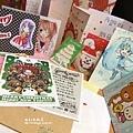 謝謝在2011給我聖誕卡的各位!