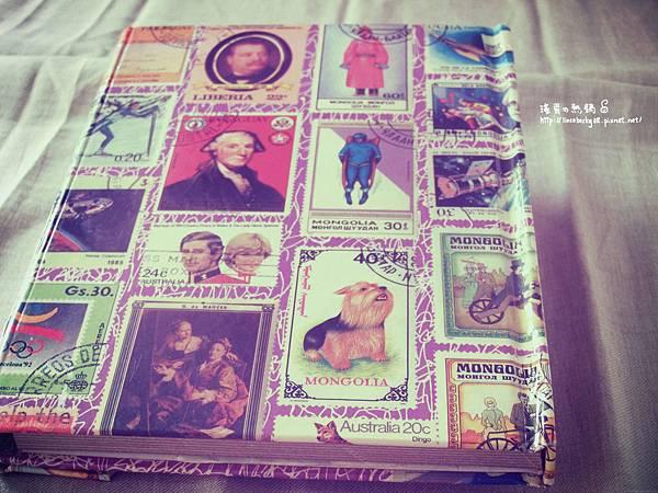 我小時候的集郵簿!! (1)