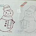 2012_11_13-聖誕卡用雪人章 (4).JPG