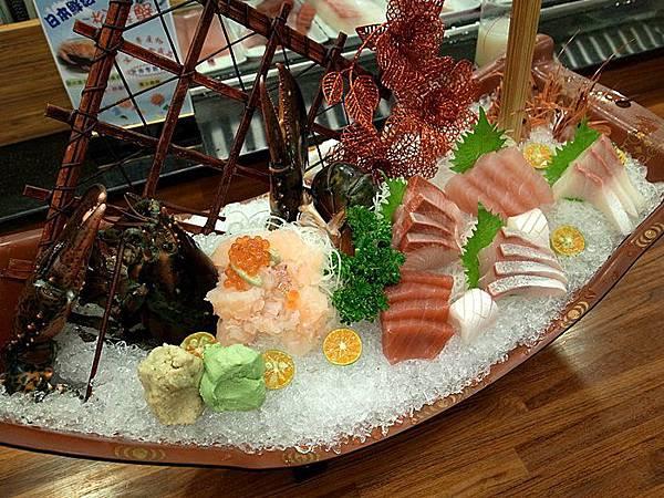 台南美食 松野日式料理