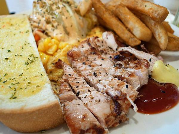 台南美食~Go stay dining room早午餐