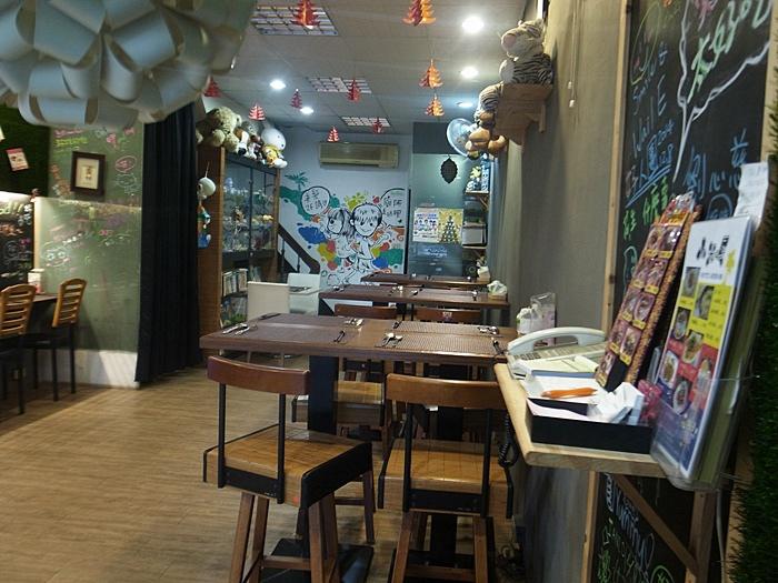 台南-小米屋 馬來西亞 風味餐