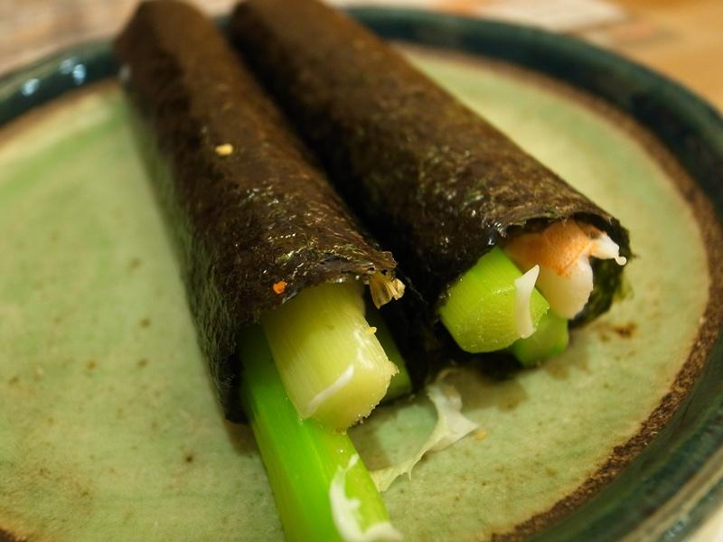 台南美食-築地專賣壽司