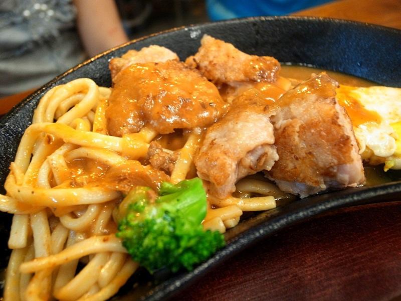 台南美食-品廚牛排館