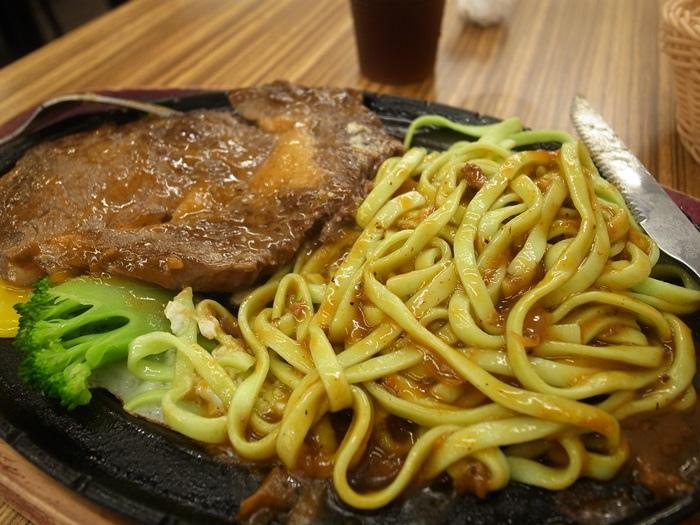 台南美食-BK 板塊牛排~台南‧大同店