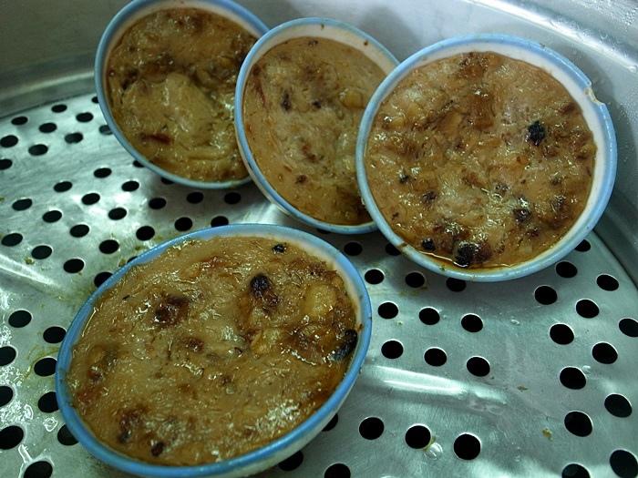 台南美食‧原沙卡里巴 蔡家碗粿、浮水魚羹