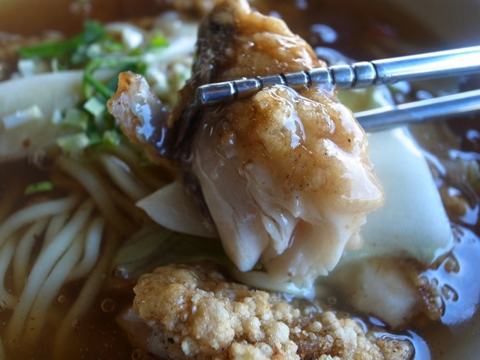 台南美食-阿川紅燒土魠魚羹