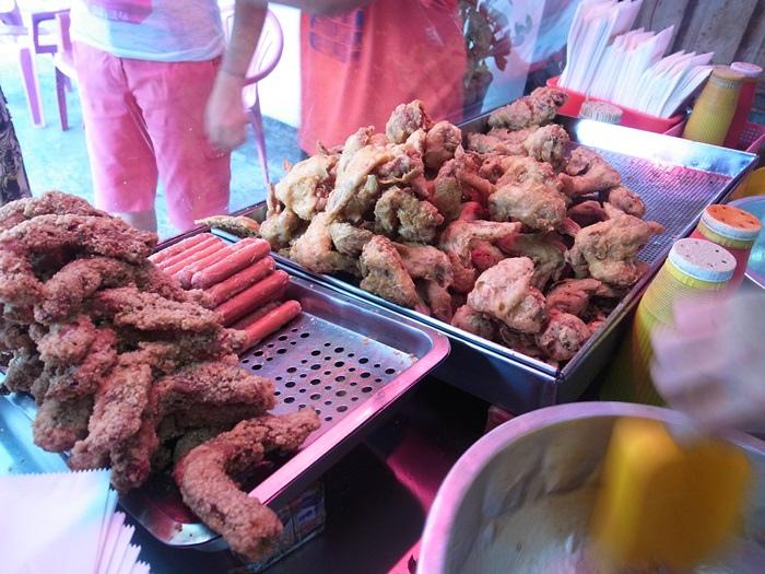 台南美食-順伯雞翅