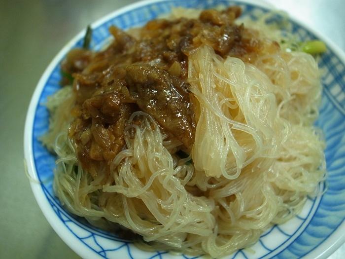 台南美食-玉井老牛伯豬血店