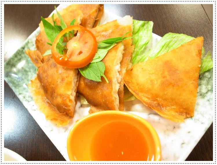 台南美食-豬鼻子越式創意料理