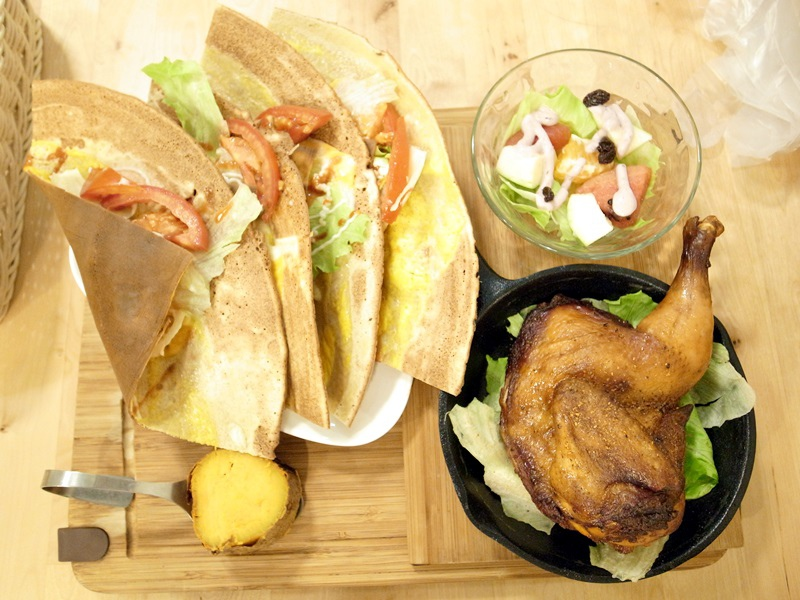 台南美食-輕鬆點(RELAX BRUNCH)