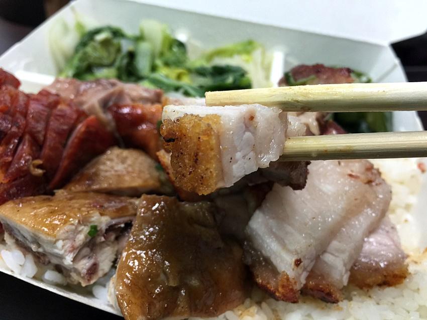 台南美食-香港文記燒腊