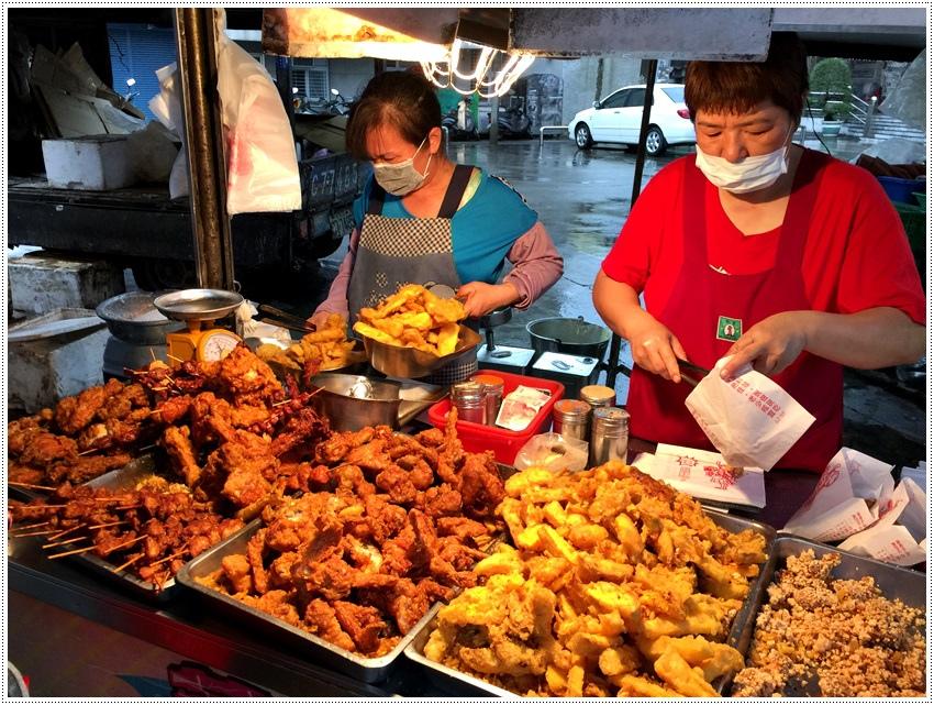台南美食-新化太子宮-藥膳鹽酥雞