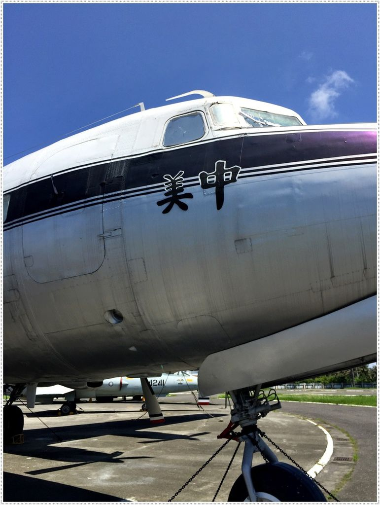 高雄旅遊-親子旅行~岡山航空教育展示館
