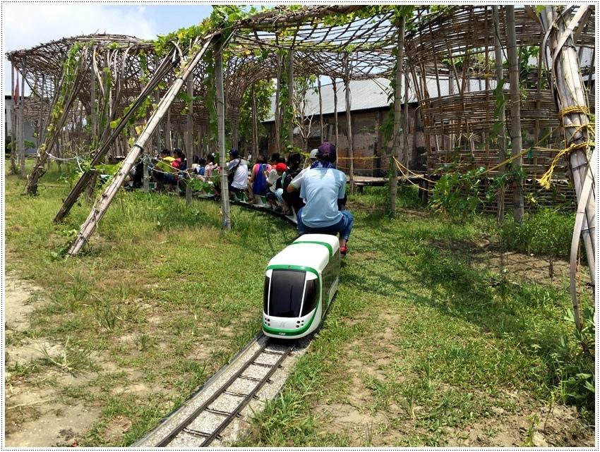 高雄旅遊-哈瑪星台灣鐵道館 HO動態模型鐵道展 亞洲最大