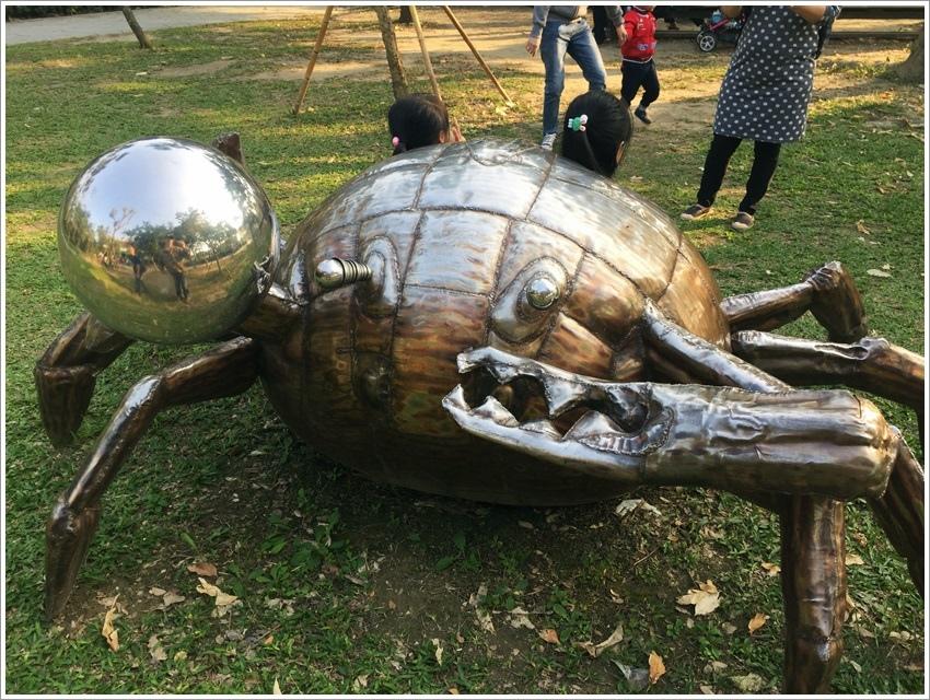 台南旅遊-樹谷生活科學館+生態園區
