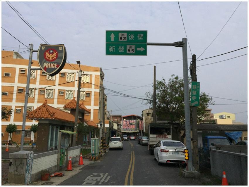 台南親子旅遊-台南後壁無米樂菁寮老街一日遊.漫遊無米樂社區,巧遇崑濱伯