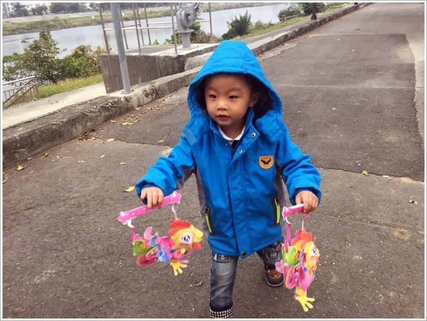 台南親子-幸福社區活動中心提燈籠