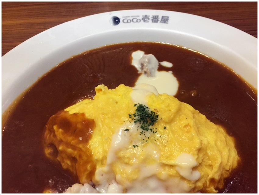 台南美食-CoCo壱番屋日本連鎖日式豬排咖哩(南紡購物中心)