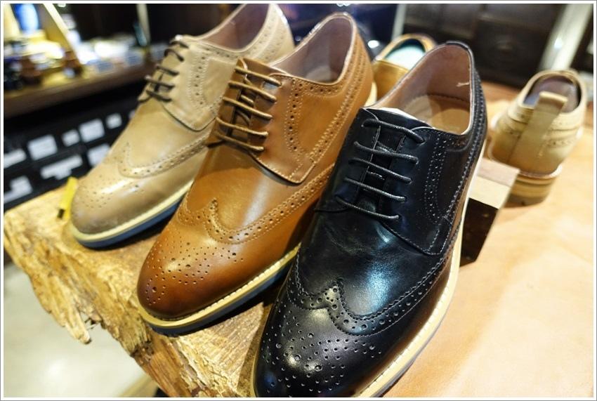 台南時尚-Vanger堅持手工手工真皮鞋男女時尚皮革鞋靴款