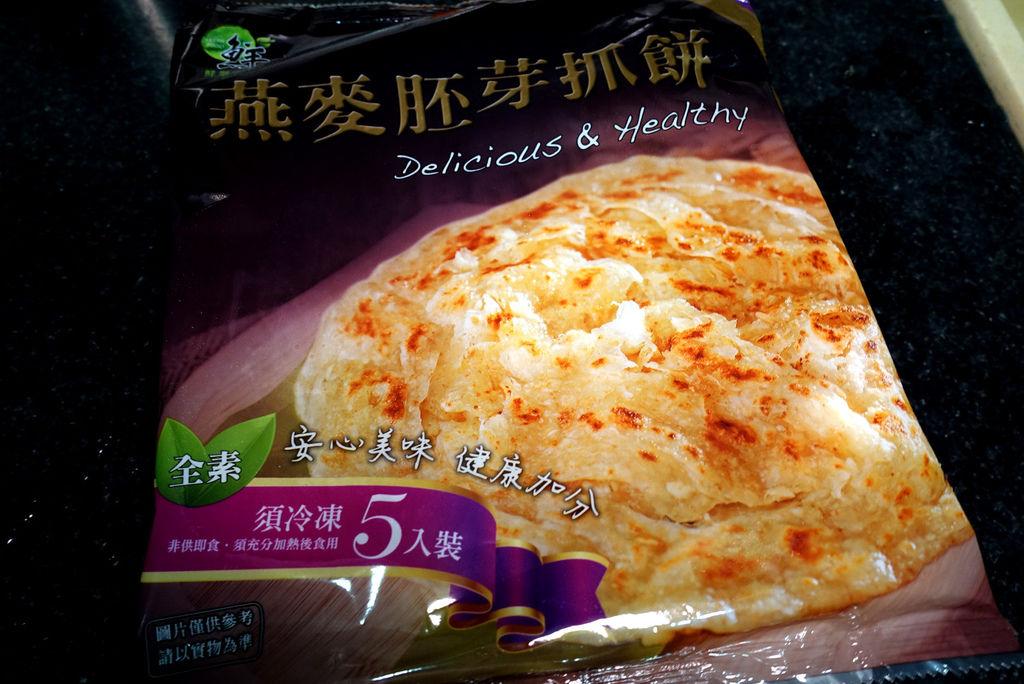 台南團購-香椿全麥抓餅-鮮翠家-素食者的最佳選擇