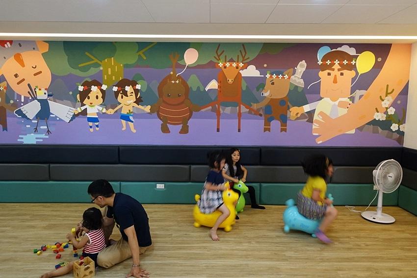 嘉義親子旅遊-山中童話城新的拍照新景點-中埔遊客中心