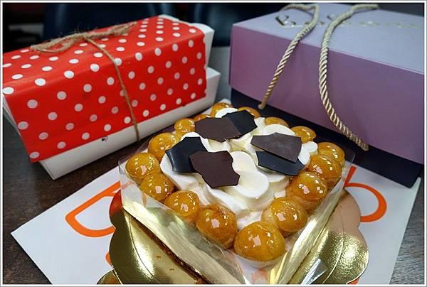 高雄美食-LePain巴黎波波歐式麵包-典雅麵包餐盒