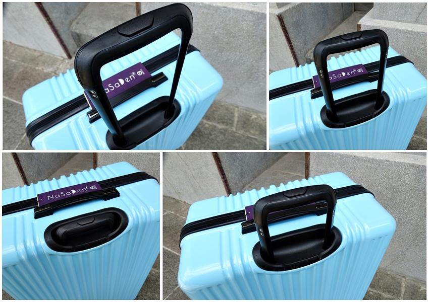 德國NaSaDen無憂系列超輕量超好滑行李箱