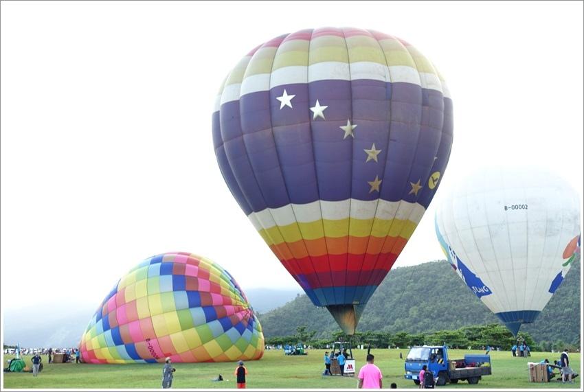 台東親子旅行-2017臺灣國際熱氣球嘉年華