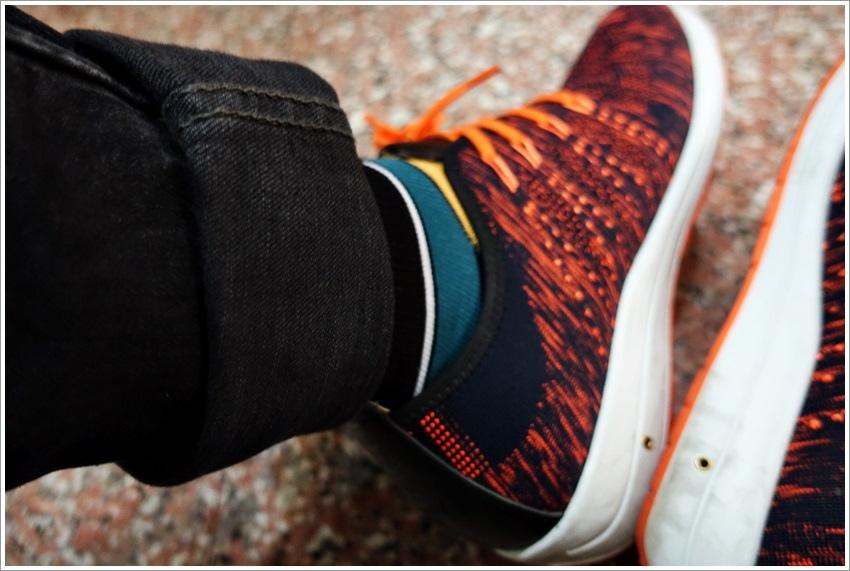 網購人氣商品-台灣製造MonkeySock多彩襪專賣