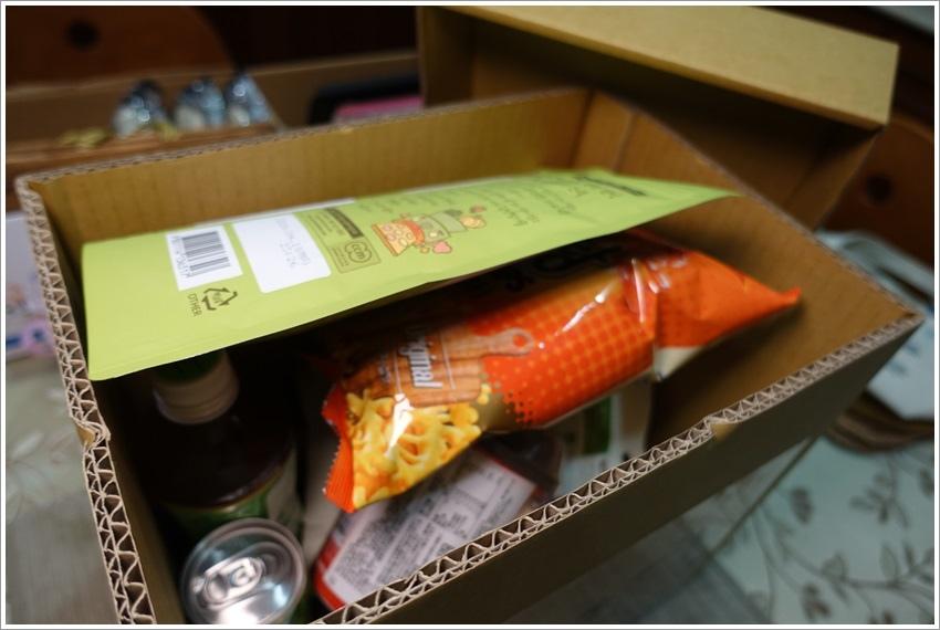 開箱文-韓味不二「首爾‧旅行中」韓國零食箱-韓國旅行必買、團購最夯的美食、零食組合