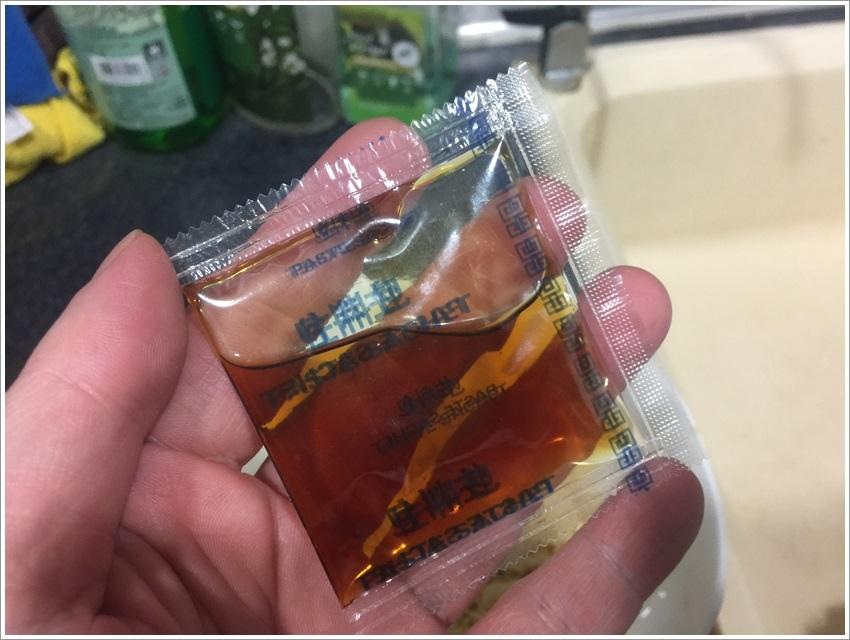 IMG_0166台南美食-台酒麻油雞麵PK味王麻油雞麵原汁原味的酒味