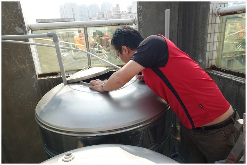 台南洗水管-清管家水管全省服務高周波水管清洗水管