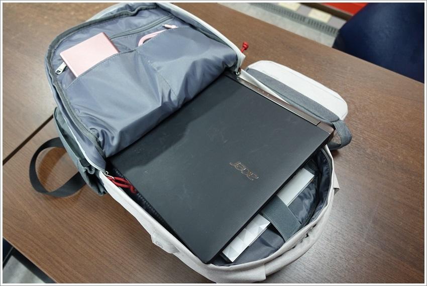 穿搭-UTmall包包專賣韓版男女情侶雙肩包電腦背包買大包送小包