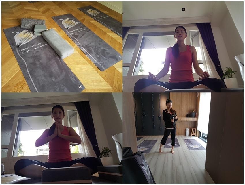 台中瑜珈推薦 YOGOmiii 正念陰瑜珈 健康身心 真心體驗分享