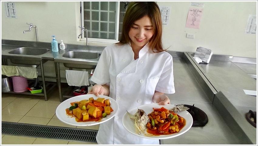 台南美食-中餐餐飲證照大台南中餐工會證照班我想蝌蚪變青蛙-第六堂